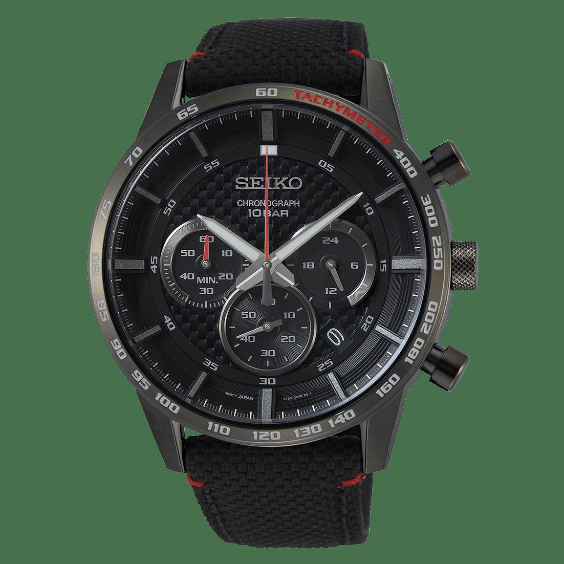 Seiko Chronograph Mens Watch SSB359P_0