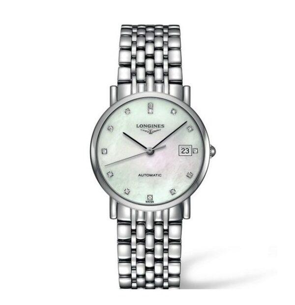 Longines Elegant Collection Ladies Watch L48094876_0