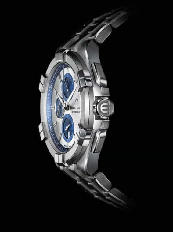 Maurice Lacroix AIKON Chronograph Men's Watch AI1018-SS002-131-1_2
