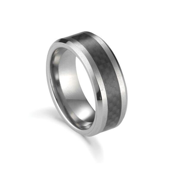 Tungsten Steel Matte and Carbon Fiber T1/2_0