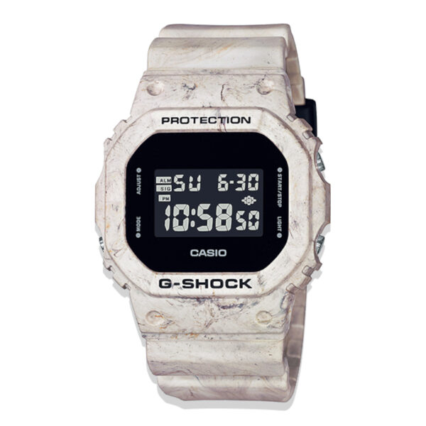 G-Shock DW-5600WM-5D Digital Utility Wavy Marble_0