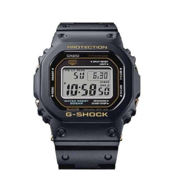 G Shock Titanium Watch Gmwb5000tb-1D_0