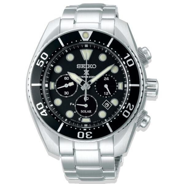 Seiko Prospex divers Watch SSC757J_0