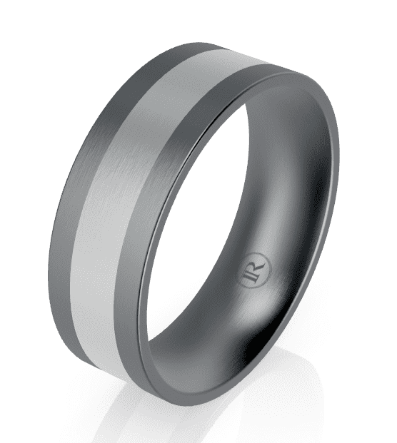 Tantalum Gents Ring LC36006