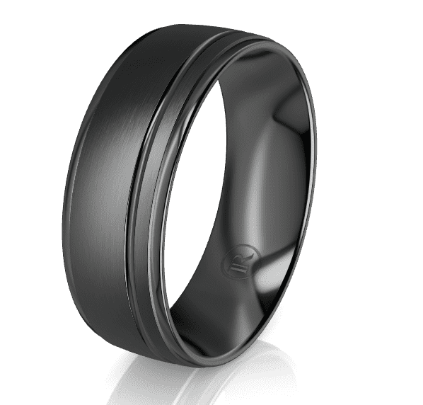 Zirconium Gents Ring LC8019
