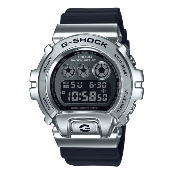 G Shock GM6900-1D Metal Bezels_0