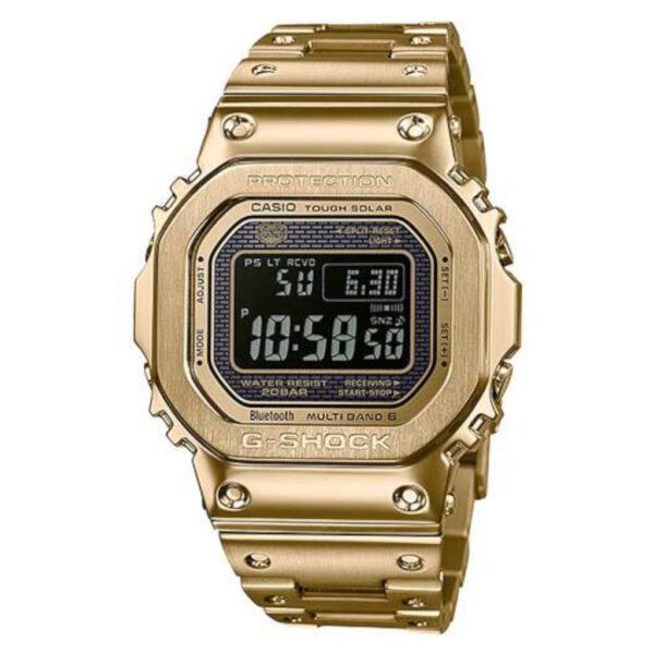 G Shock Gold steel LCD GMWB5000GD-9D_0