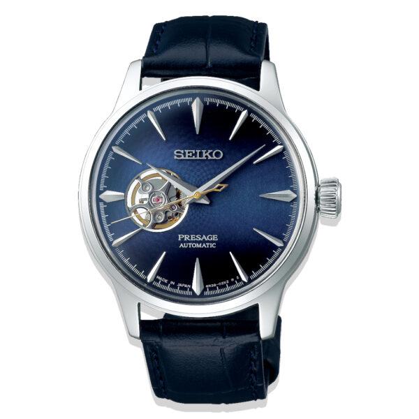 Seiko Presage Blue Moon Gents Watch SSA405J_0