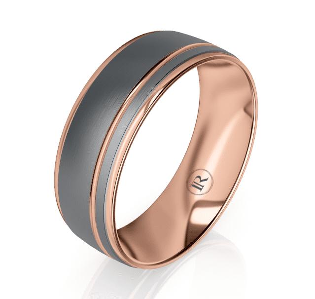 Tantalum Gents Ring LC38019