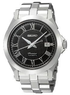 Seiko Premier Gents Watch SPB009J_0