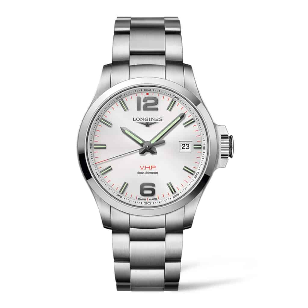 Longines VHP Stainless Steel Watch L37264766_0