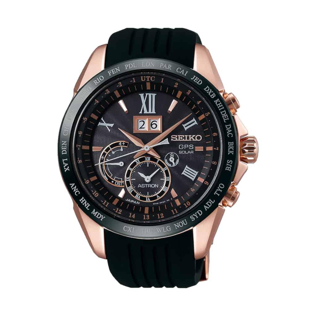 Seiko Astron GPS Mens Watch SSE153J_0
