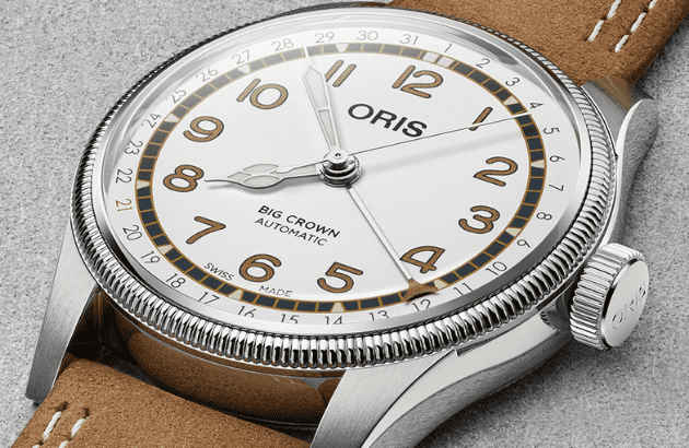 Reason to own Oris Watch