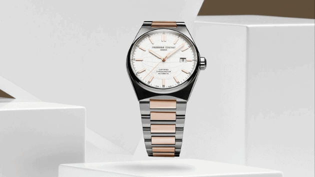 Frederique Constant at Linda and Co
