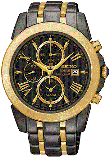 Seiko Le Grand Sport Gents Watch SSC218P_0