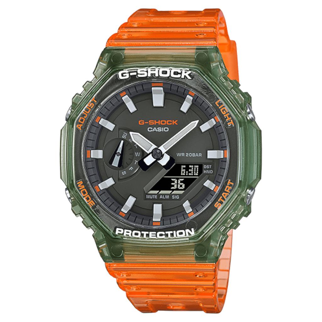 G-Shock New Basic Duo Slim GA2100HC-4A
