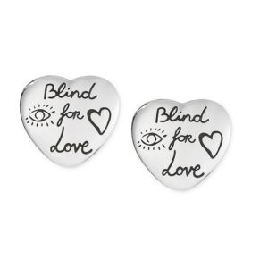 GUCCI BLIND FOR LOVE EARRINGS YBD45525500100U_0