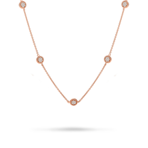 GEORGINI KARAT NECKLACE IN38RG_0