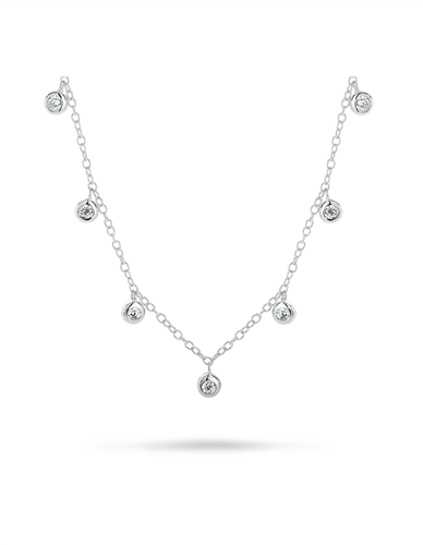 LUSTER PENDANT NECKLACE IP726W_0