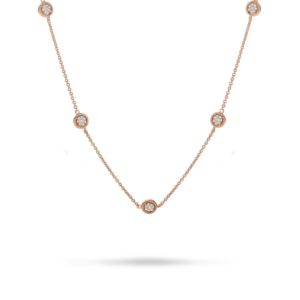 KARAT ROSE GOLD 16 INCH NECKLACE_0