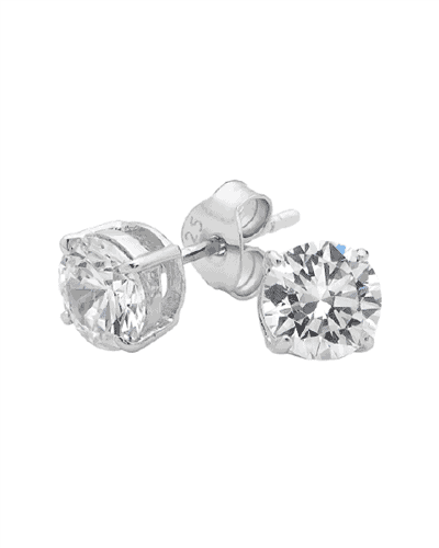 GEORGINI STUD EARRING LE009-6MM_0