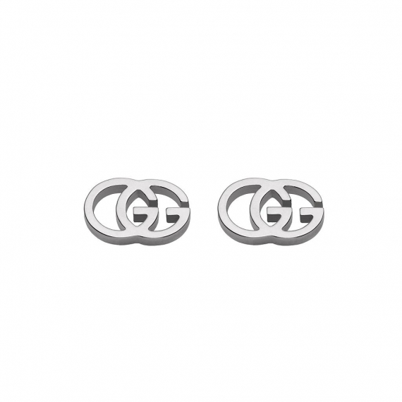 GUCCI G STUD EARRINGS YBD09407400100U_0