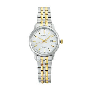 Seiko Women's Two Tone Watch SUR661P_0