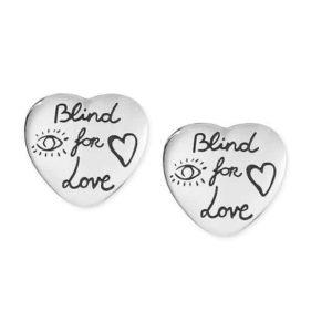 GUCCI BLIND FOR LOVE EARRINGS YBD45525500100U_0