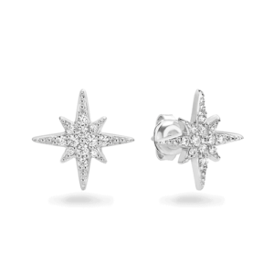 GEORGINI LA LUNA STUD EARRINGS IE705_0