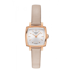TISSOT LOVELY SQUARE T0581093603100_0