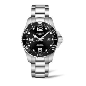 HYDROCONQUEST CERAMIC 43MM AUTOMATIC DIVING WATCH L37824566_0