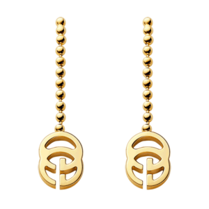 GUCCI RUNNING G EARRINGS YBD35631100100U_0
