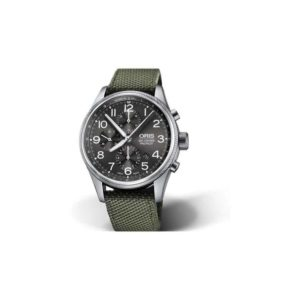 ORIS BIG CROWN PRO PILOT GMT,SMALL SECOUND 74877104063 52214FC_0