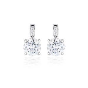 GEORGINI STUD EARRINGS IE903W_0