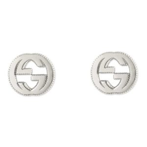 GUCCI INTERLOCKING G STUD YBD47922700100U_0