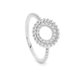 GEORGINI ARIES RHODIUM RING_0