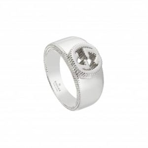 GUCCI INTERLOCKING G RING YBC479228001015_0