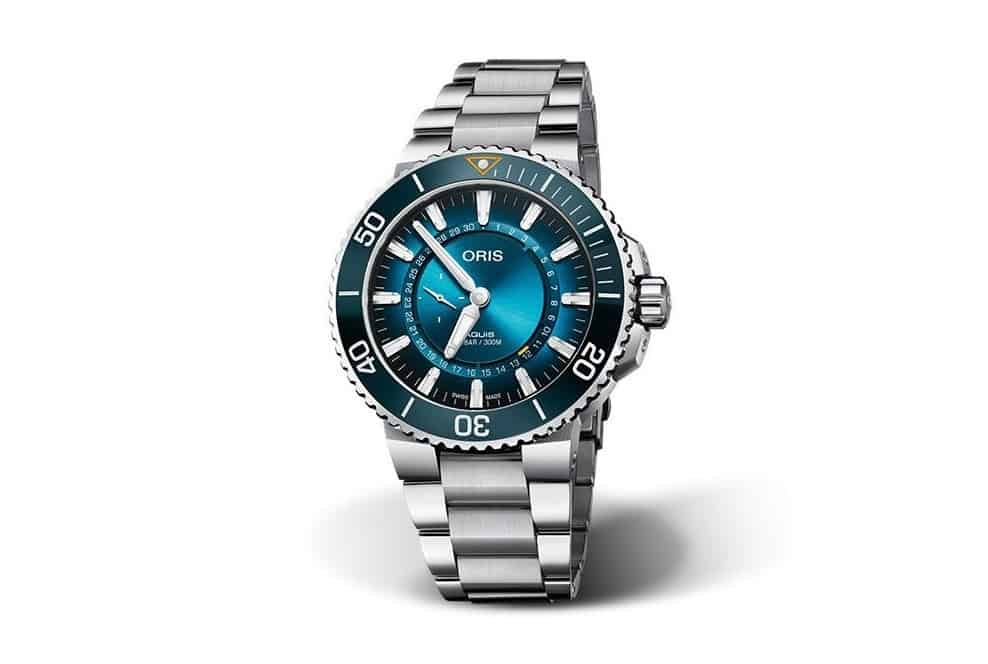 Oris Great Barrier Reef III Limited Gents Watch 0174377344185-SET_0
