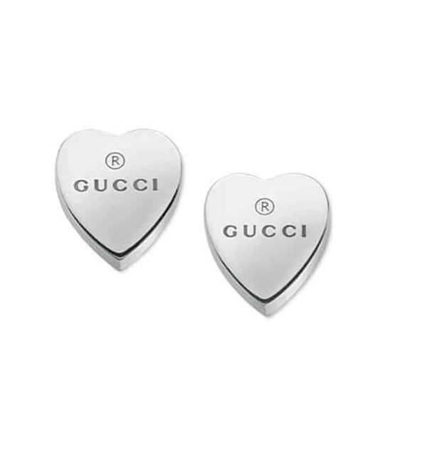 GUCCI TRADEMARK STUD EARRINGS YBD22399000100U_0