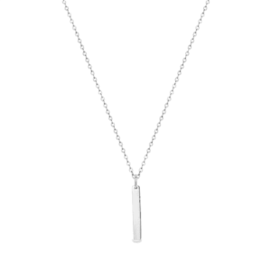 Milan engravable long pendant_0