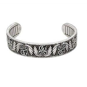 Gucci GG Marmount 15MM Aged Silver YBA551907001019_0