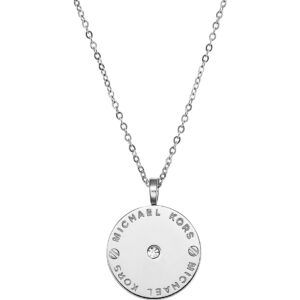 Michael Kors Necklace Plaq Disc MKJ2655040_0