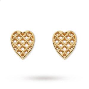 Gucci Diamantissima Studs 18 K Ybd39004100100u_0