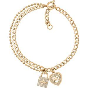 Michael Kors Padlock Heart Bracelet MKJ7177710_0