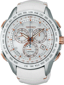 Seiko Astron GPS Limited Edition Watch SSE021J_0