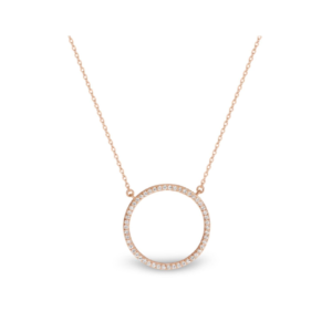 Virgo Rose Gold Pendant_0