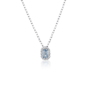 Georgini Paris Aquamarine Pendant Ip752bl_0