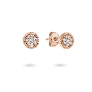 Mica Rose Gold Earring_0
