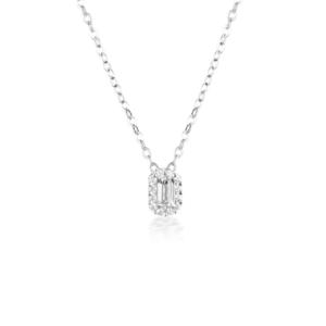 Georgini Paris Silver Pendant Ip752w_0