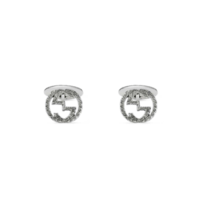 Gucci Interlock G Cufflinks YBE45530500100U_0